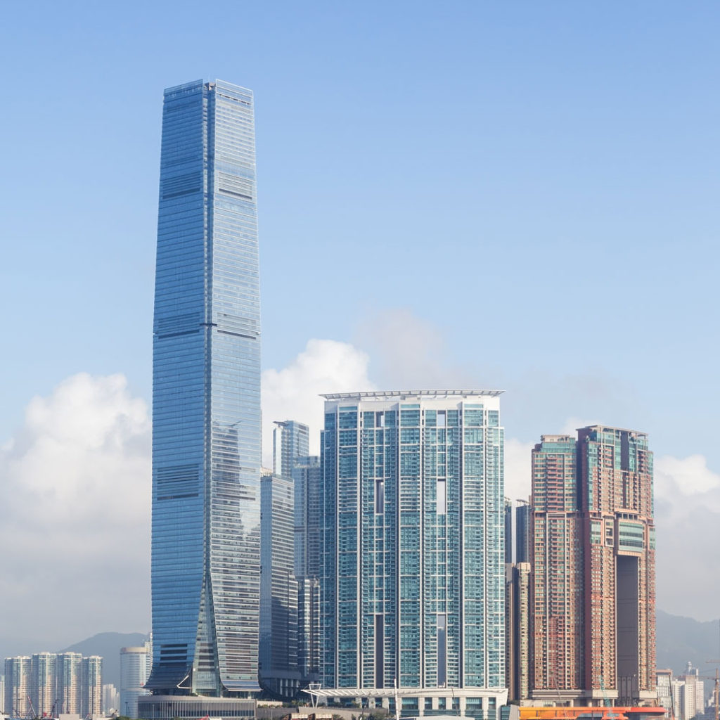 International Commerce Centre Rwdi Consulting Engineers