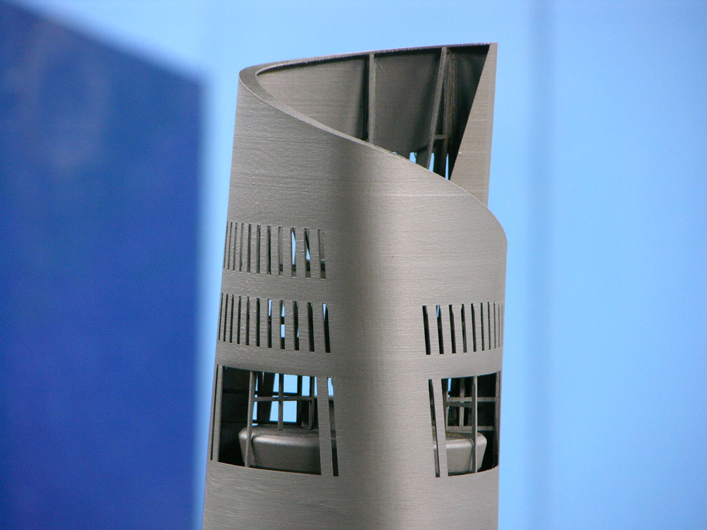 Image: Architectural Aerodynamics: The Art of Shaping Building Form in a Wind Tunnel