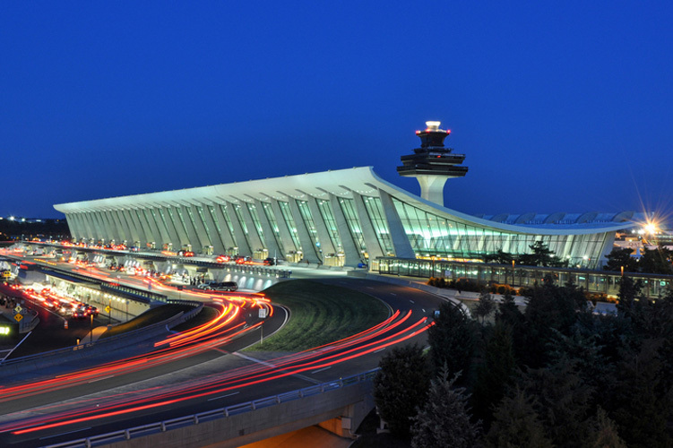 Image: Dulles Airport Automated People Mover