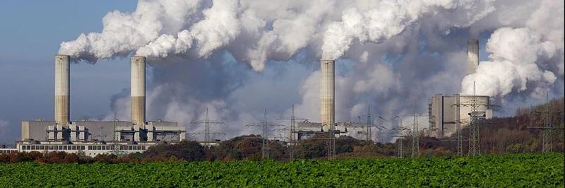 chimney emissions