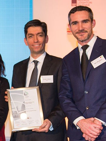 Image: RWDI wins London Planning Awards