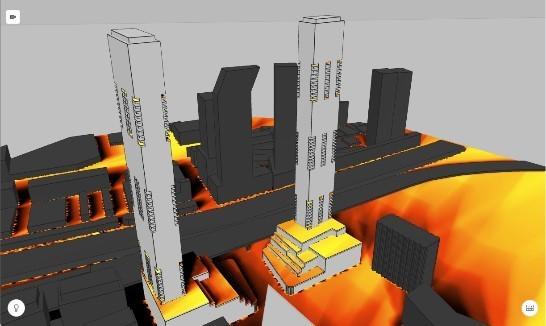 thermal comfort simulation
