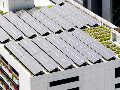 Image: Wind Loading on PV Installations - Roof-Mounted Arrays