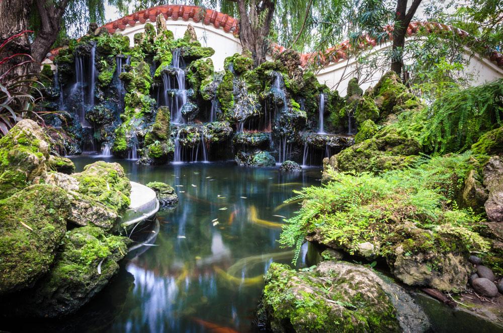 Image: Portland Japanese Gardens