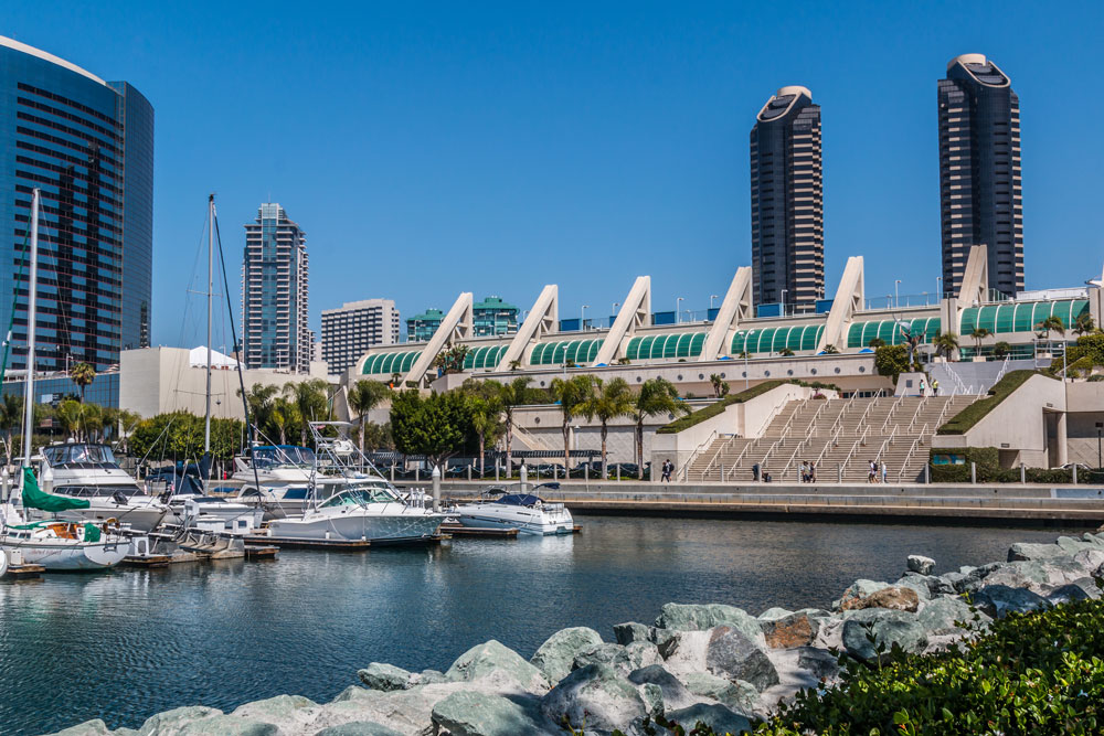Image: San Diego Convention Center