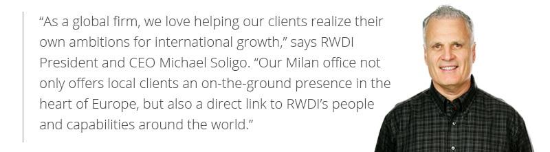 Mike Soligo quote