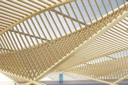 Image: Cladding Wind Loads on a Novel Kinetic Sunshade Structure